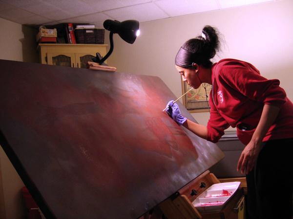 Marlana Painting DoubleStar
